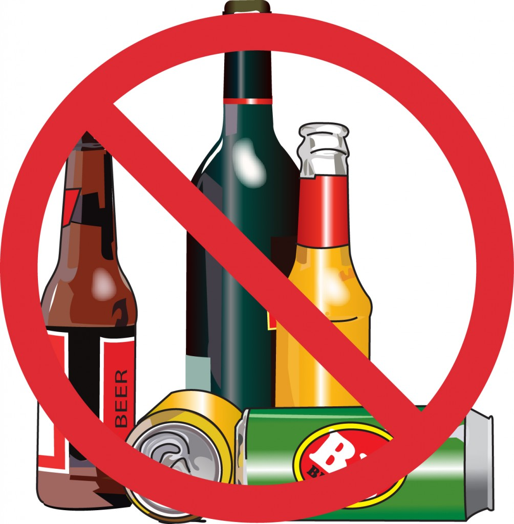 No Alcohol Allowed in Islam