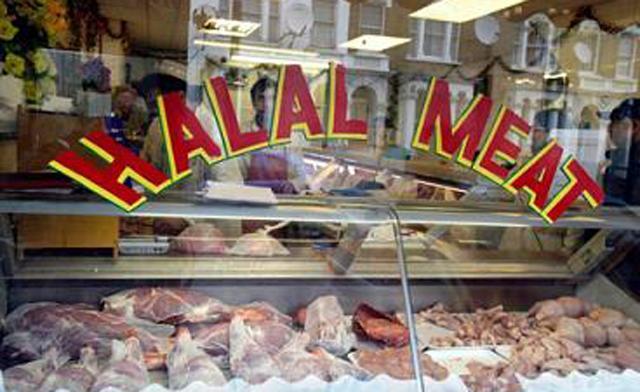 Halal Meat Shop