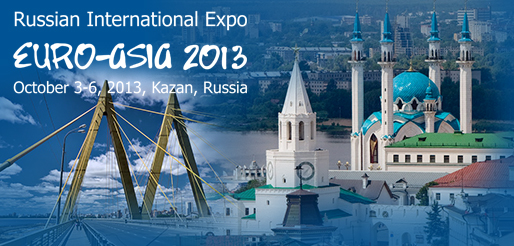 International Trade Fair EURO-ASIA EXPO 2013.