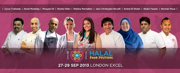 World's largest Halal Food Festival launches in London