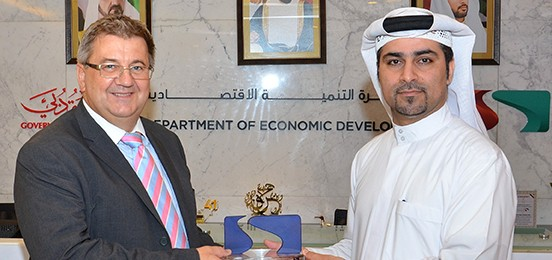 Department of Economic Development (DED), along with the Austria Business Center launch European halal foods company in Dubai.
