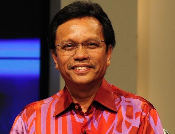Datuk Seri Shafie Apdal.