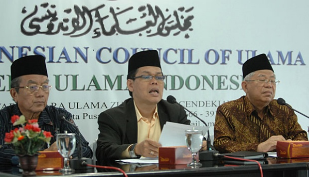 image Indonesian religious council scandal