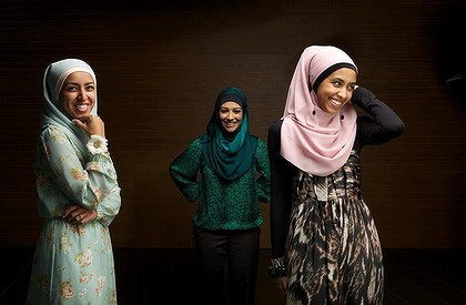 The combination of religious tradition with modern Western culture was producing a fascinating Islamic fashion.