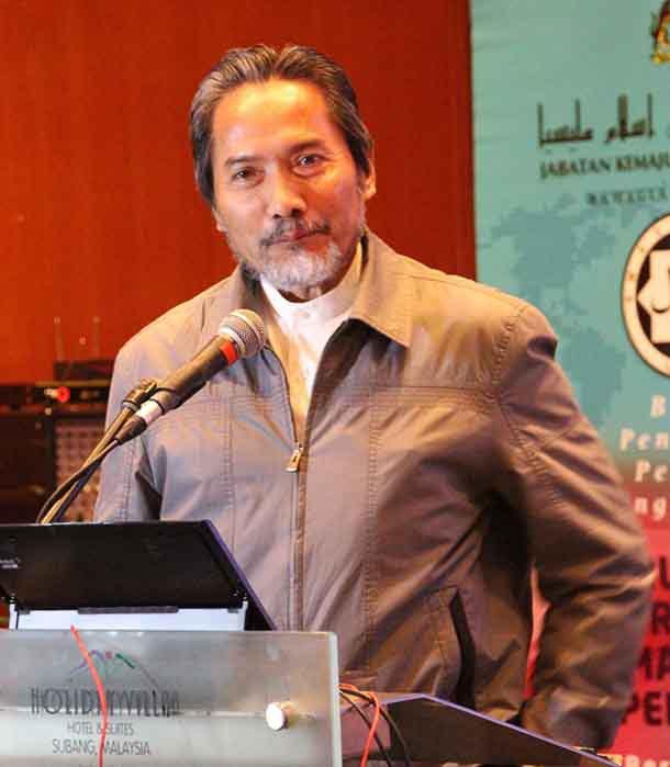 Professor Zhari Bin Ismail