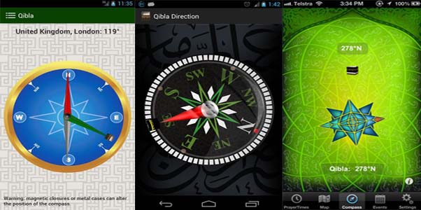 Qibla-direction-apps