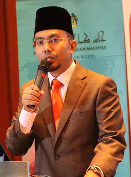 Ustaz Dr Hj Mohd Izhar Ariff Bin Mohd Kashim (A.M.S)