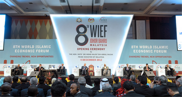 Delegates at last year's WIEF in Malaysia