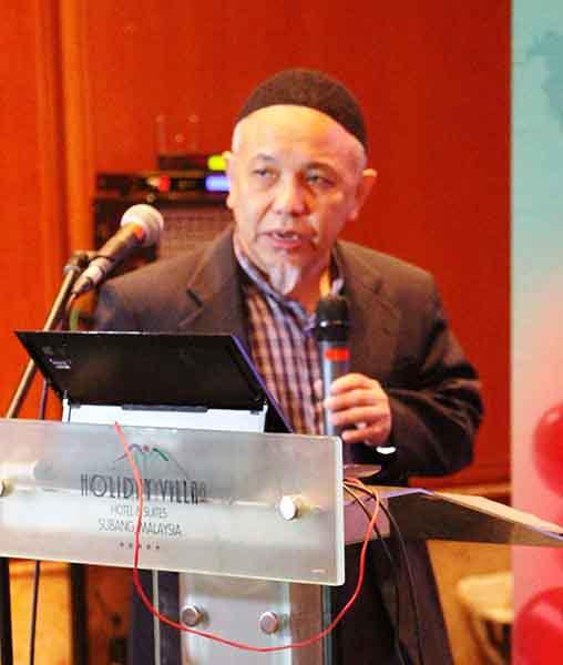 Professor Dr Wan Azman Wan Ahmad
