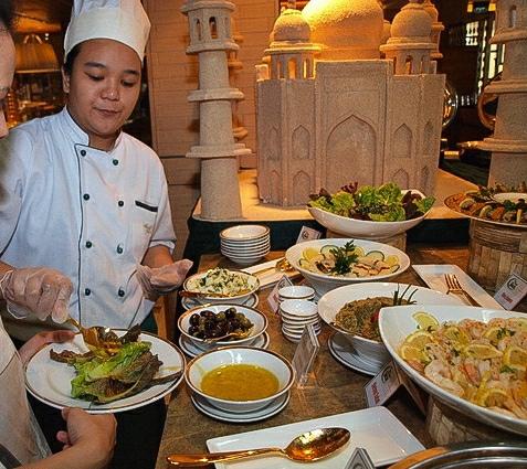 Café Ilang-Ilang of  Manila Hotel