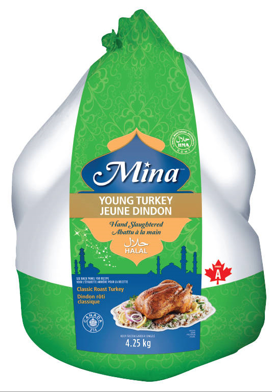 Enjoy Halal Turkey at Thanksgiving and Eid-ul-Adha which falls a day after Thanksgiving this year.