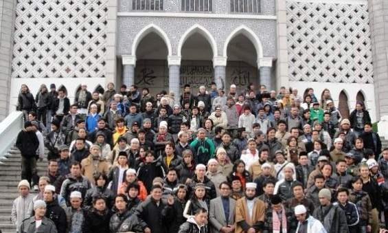 muslim-Korea-Selatan