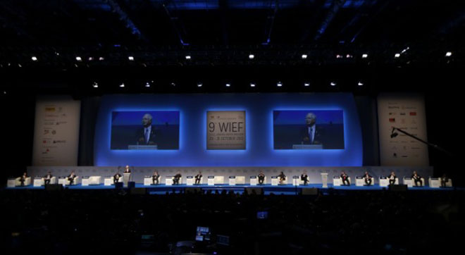 Britain World Islamic Economic Forum