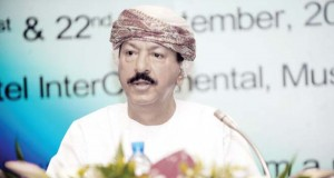 Hamoud Sangour Al Zadjali, executive president of Central Bank of Oman