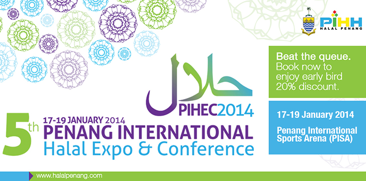 Penang International Halal Conference 2014