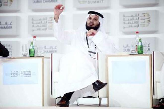 Saleh Abdullah Lootah - the managing director of Al Islami Foods