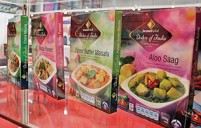 Brunei Halal Brand: Getting more shelf space