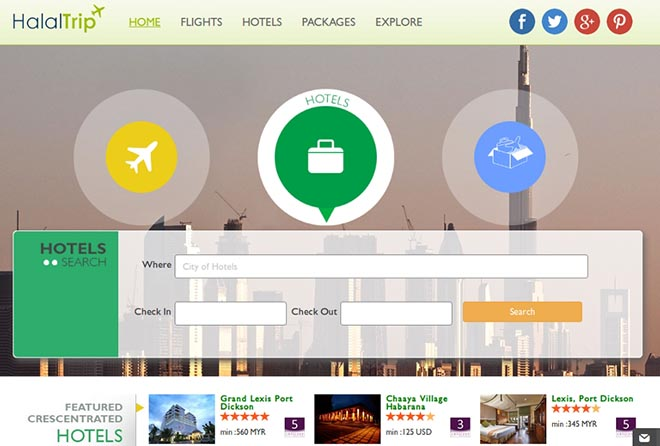 Singapore: Halal travel booking website launched
