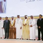 HH Sheikh Mohammed (fourth from right) inaugurated the first GIES in Dubai