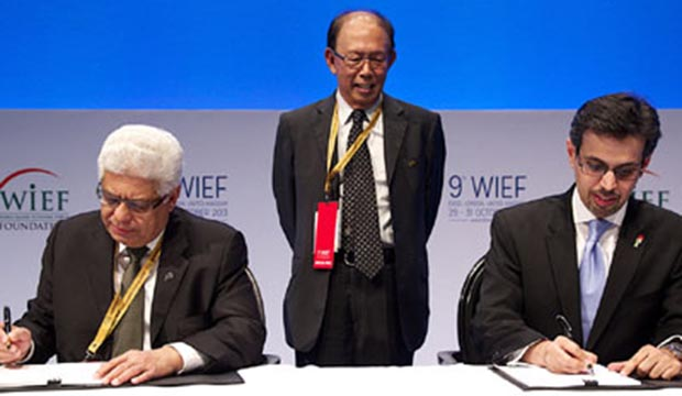 Dubai Chamber to organise WIEF in 2014.