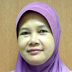 Hakimah Mohd. Yusoff, Director of  Department of Islamic Development (JAKIM), Malaysia