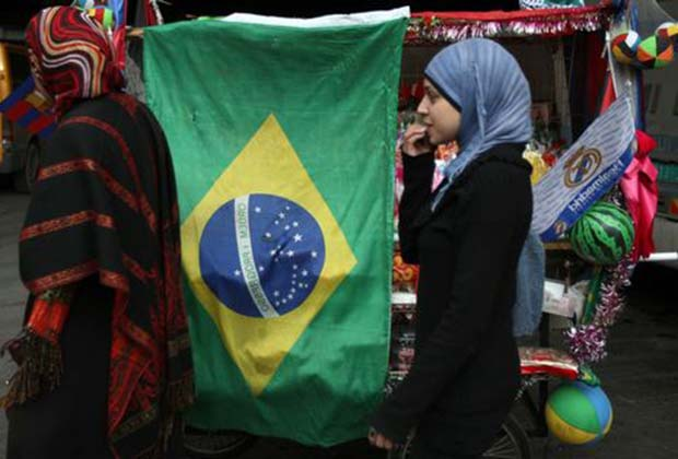 Brazilian food exports to Arab countries reach record 17 million tons in 2013