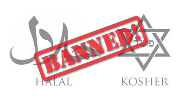 Denmark to ban halal and kosher slaughter methods