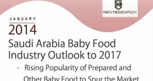 Saudi Arabia and MENA Baby Food Industry Outlook to 2017