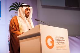 UAE: Global Forum for Innovations in Agriculture