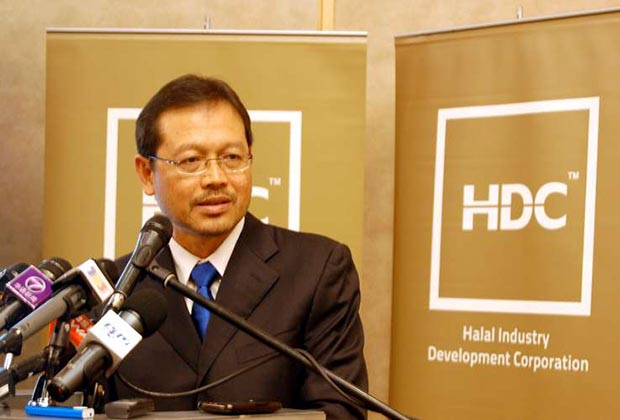 Chief executive officer Datuk Seri Jamil Bidin