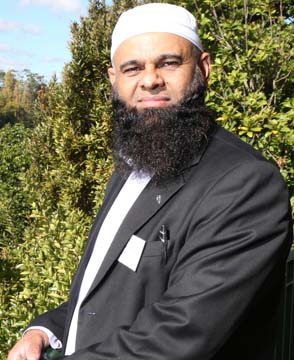DON'T FEAR ISLAM: Halal Tourism and Hospitality keynote speaker Mohammad Alam. PETER DRURY / Fairfax NZ