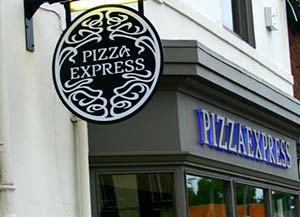 Pizza Express branch