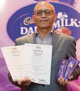 Jakim confirms Cadbury Malaysia's chocolates are halal