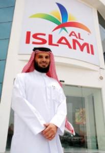Saleh Abdullah Lootah of Al Islami's Foods